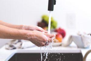 koronavírus megelőzése, kézmosás